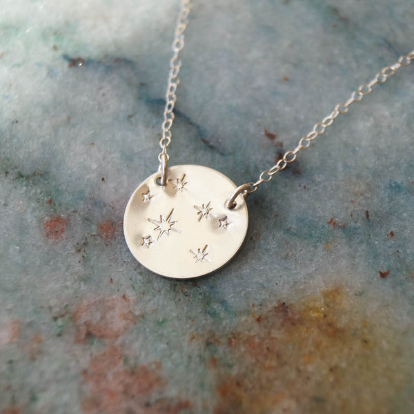 Among The Stars Necklace, Necklace, - Wander + Lust Jewelry