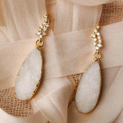 CHARLOTTE Druzy Earrings