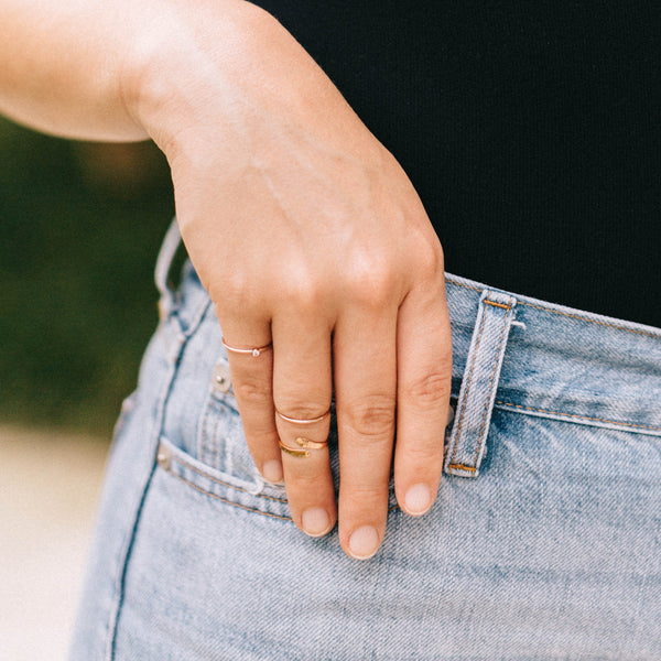 Estelle Ring, Ring, - Wander + Lust Jewelry