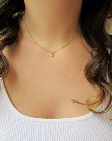 Lucky Clover Necklace - Wander + Lust Jewelry  - 2