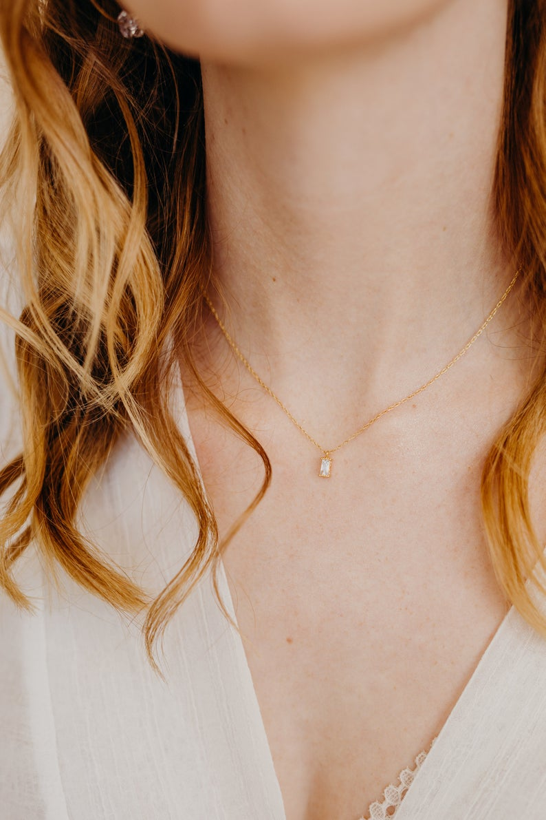 Remi Necklace, Necklace, - Wander + Lust Jewelry