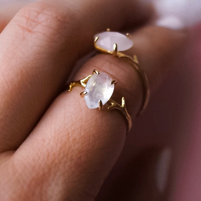 Everly Ring, Ring, - Wander + Lust Jewelry