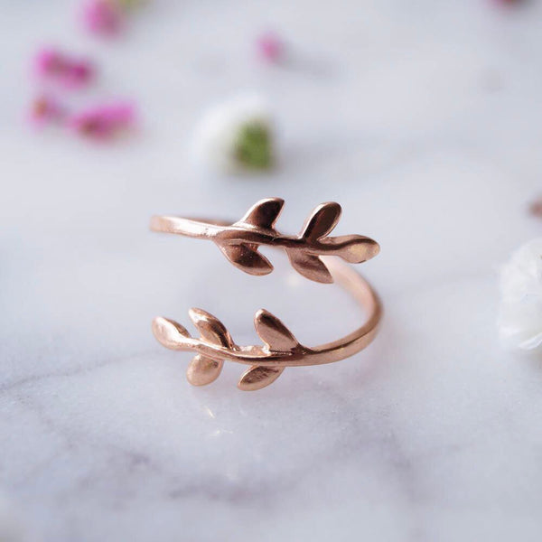 Elowen Ring, Ring, - Wander + Lust Jewelry