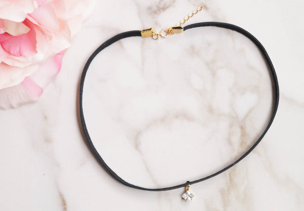 The Bella Choker, Necklace, - Wander + Lust Jewelry