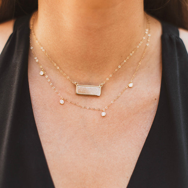 The Zoë Choker, Necklace, - Wander + Lust Jewelry