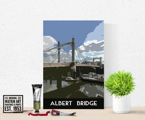 Albert Bridge commission