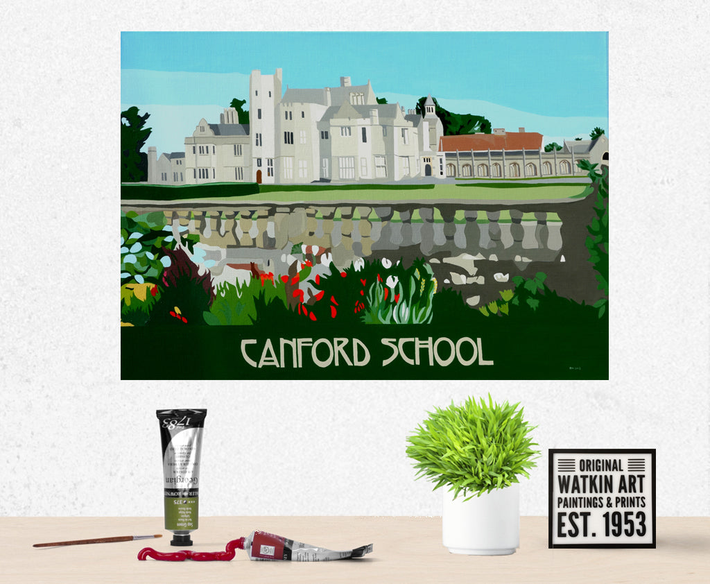 Canford School Commission