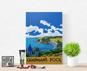 Chapmans Pool Commission