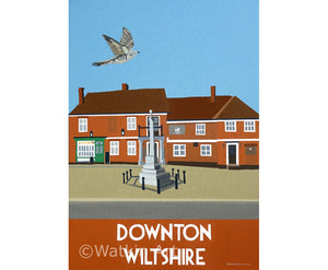 Downton Wiltshire Commission