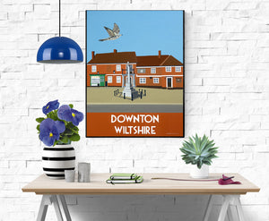 Downton Wiltshire
