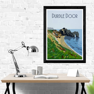 Dorset Durdle Door Print