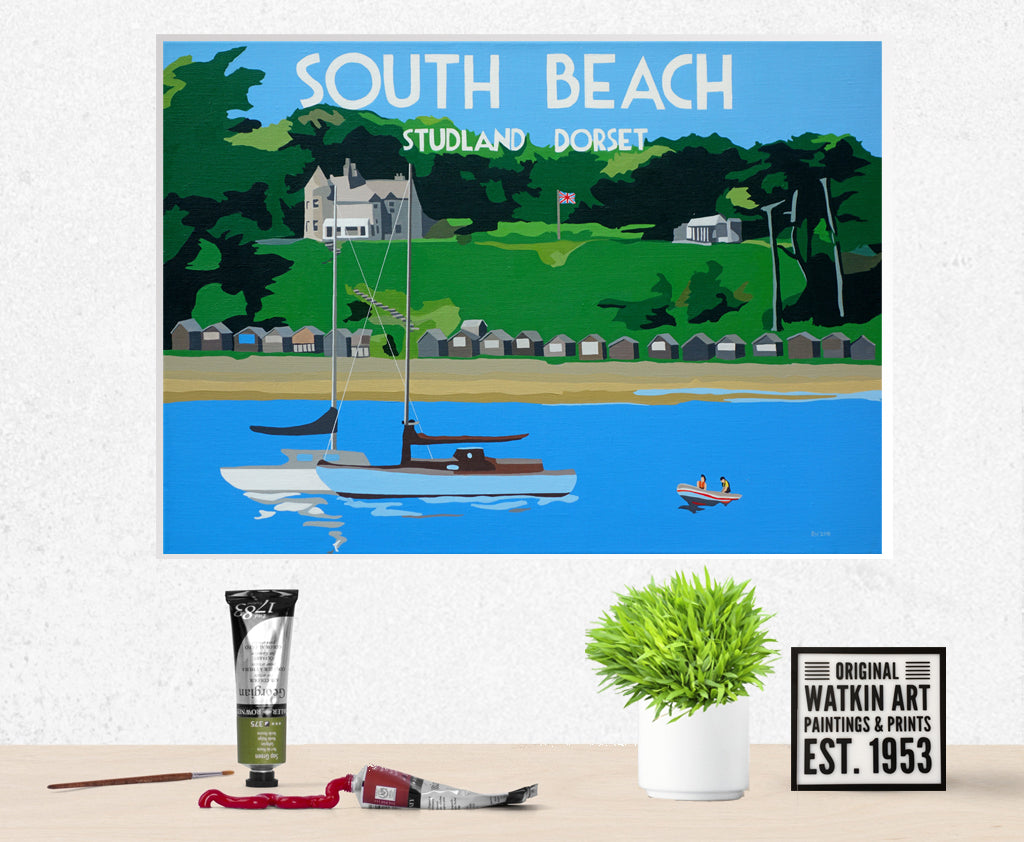 South Beach Studland Commission