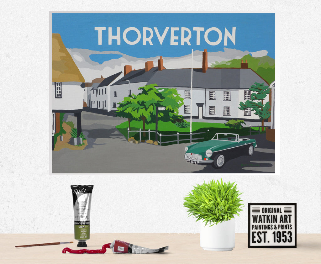 Thoverton Commission