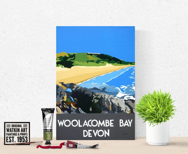 Woolacombe Bay Commission - NOT FOR SALE