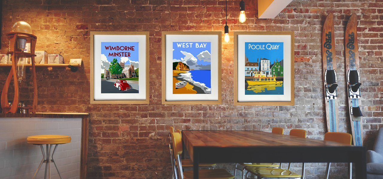 Dorset Prints and Posters