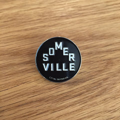 Enamel Pin - Somerville
