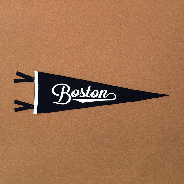 Pennant - Boston - QTY: 4