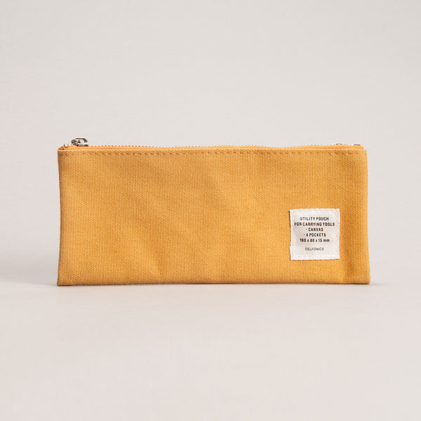 Utility Pouch - Yellow