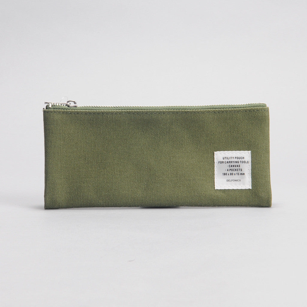 Utility Pouch - Green