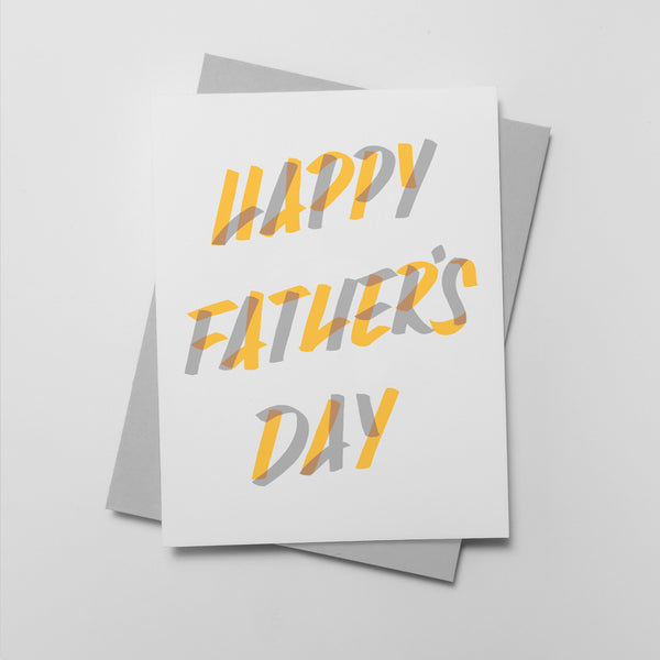 Happy Father's Day - QTY: 6