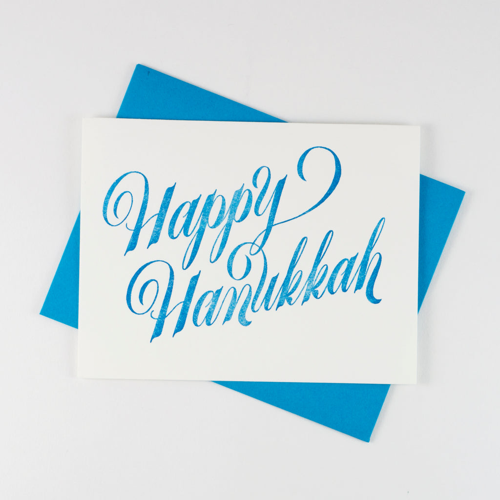 Happy Hanukkah - QTY: 6