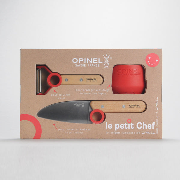 Opinel Small Chef Kit