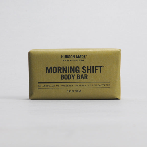 Hudson Made - Morning shift