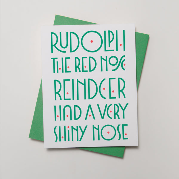 Holiday - Rudolph