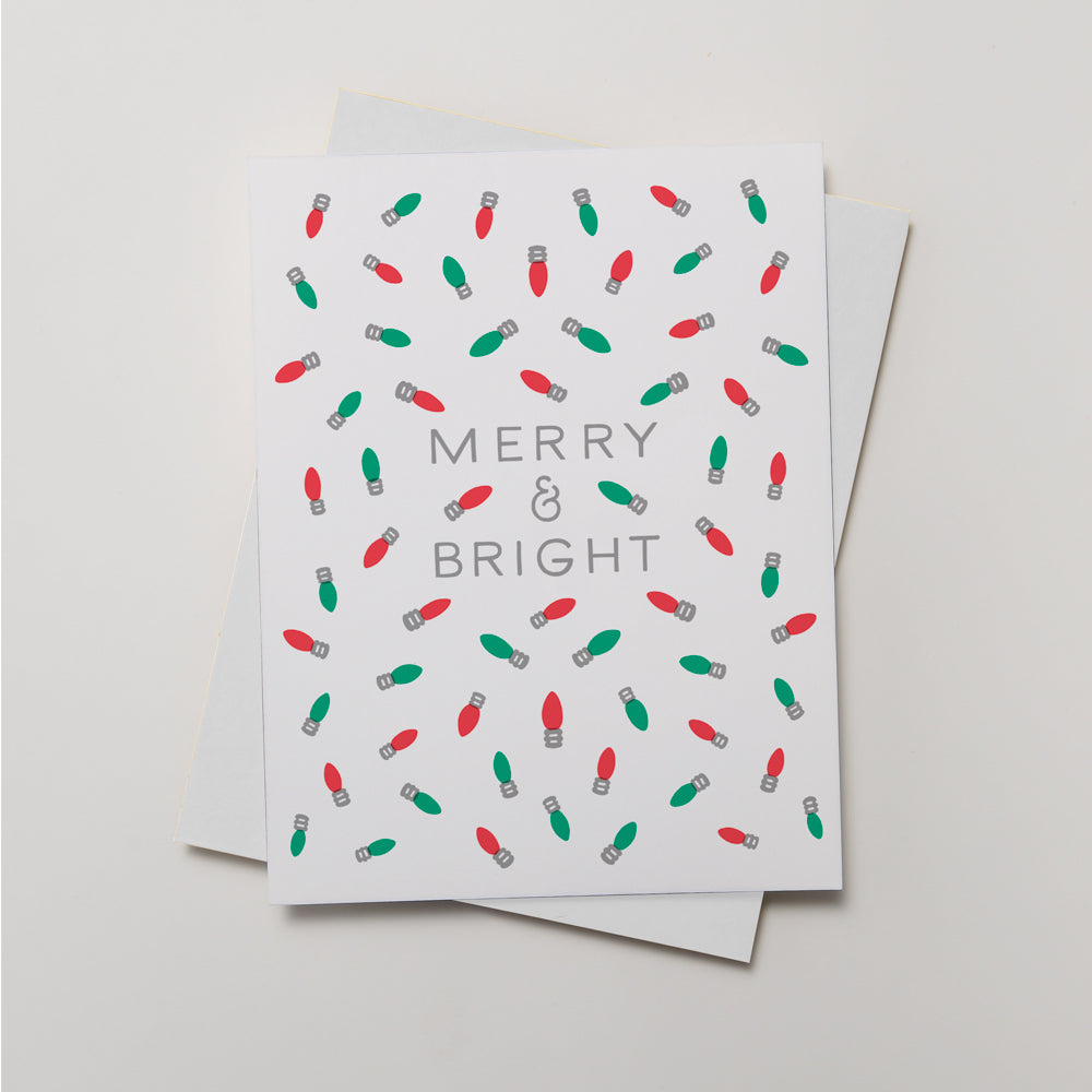 Merry & Bright - QTY: 6