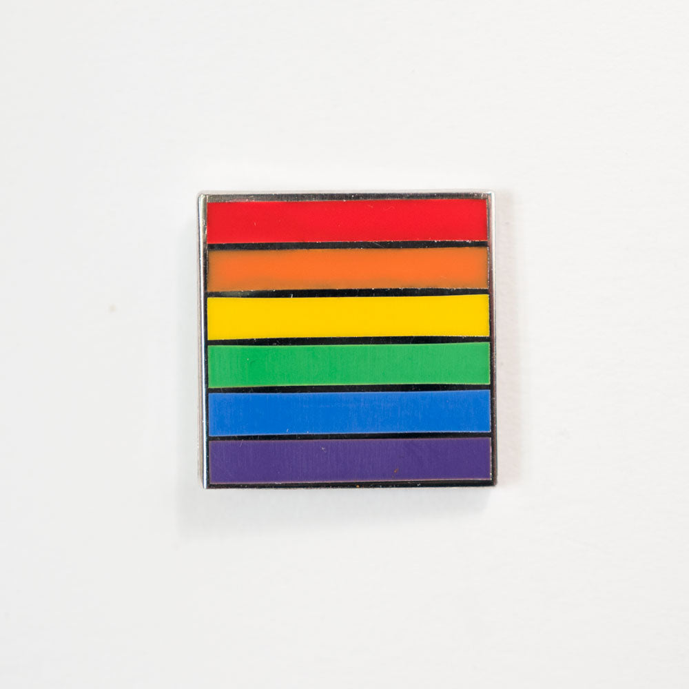 Enamel Pin - Rainbow
