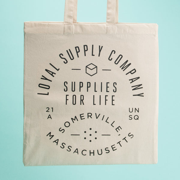Tote - Loyal Supply Co. QTY: 6