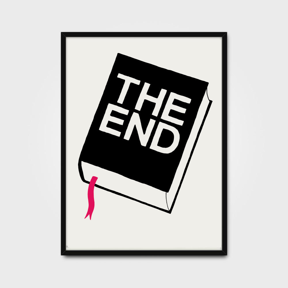 TJ Kelley III <br> The End