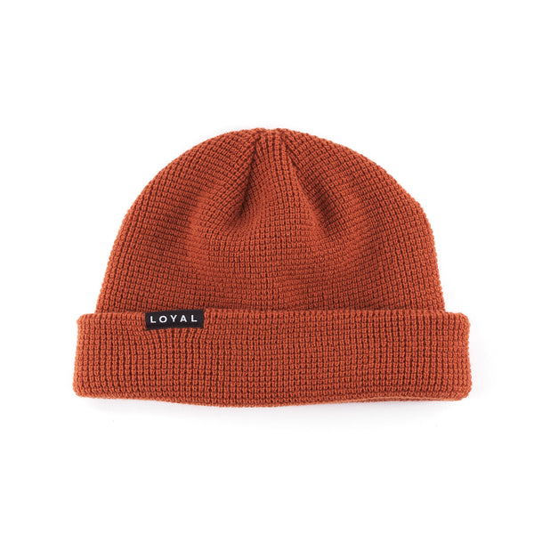 WAFFLE HAT - COPPER