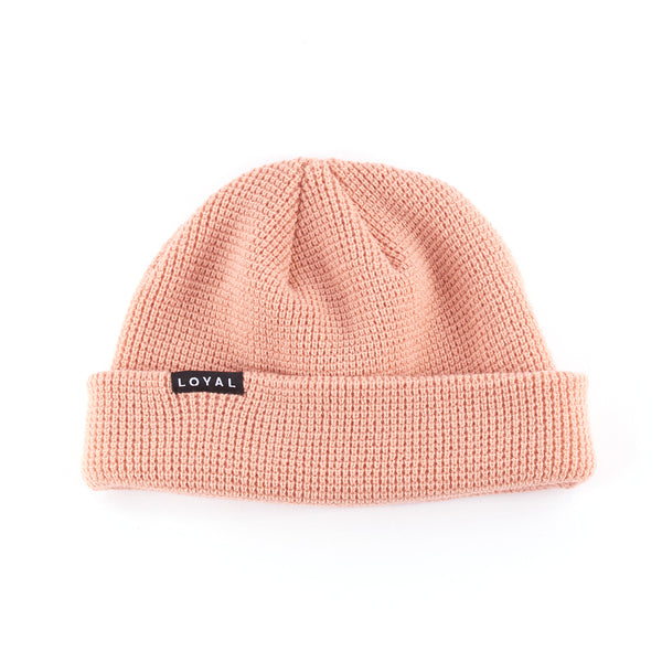 WAFFLE HAT - PINK