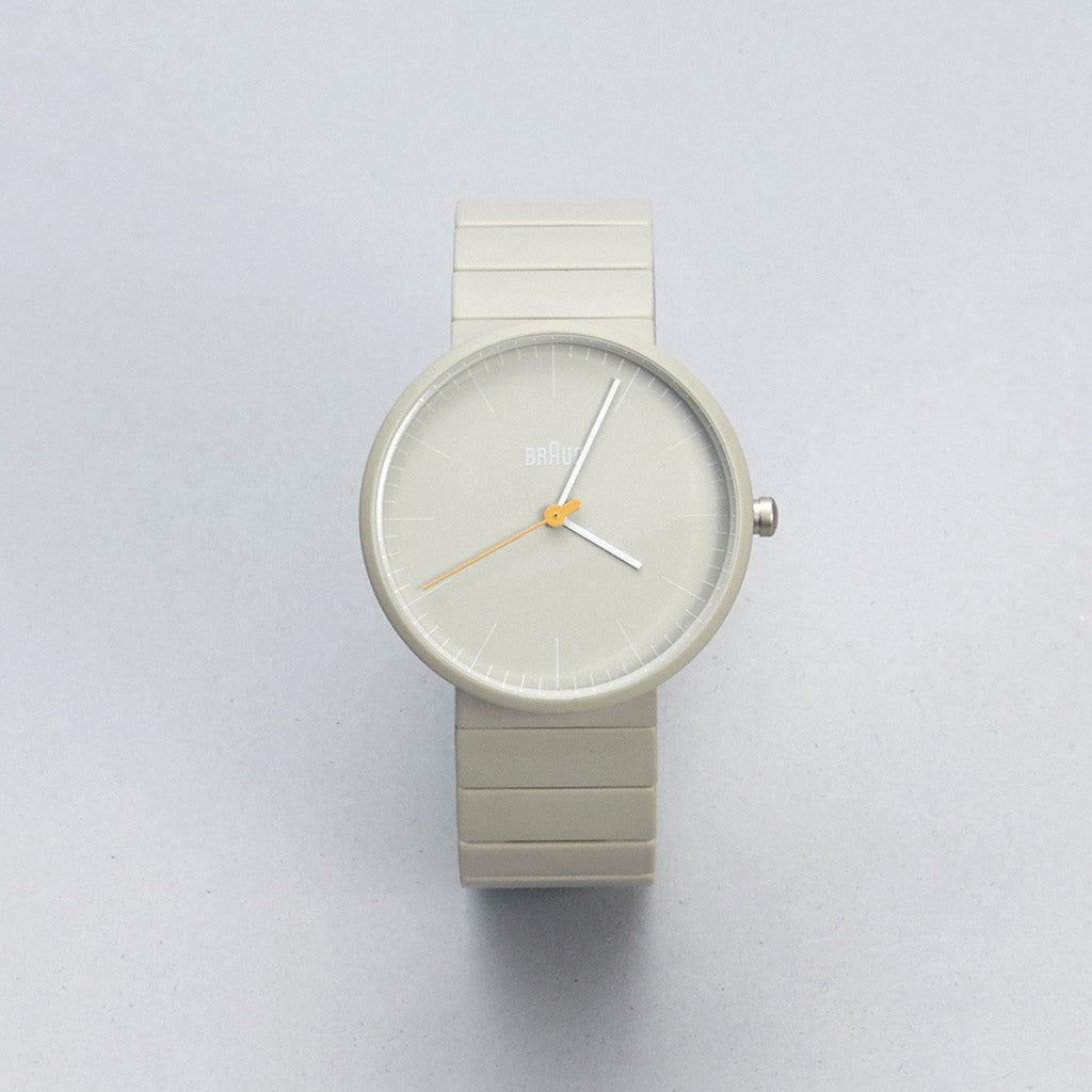 Braun Watch - Ceramic