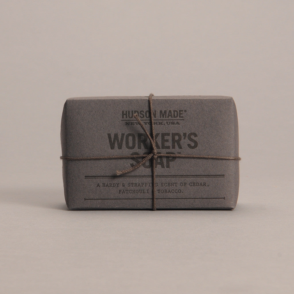 Hudson Made - Worker's Soap