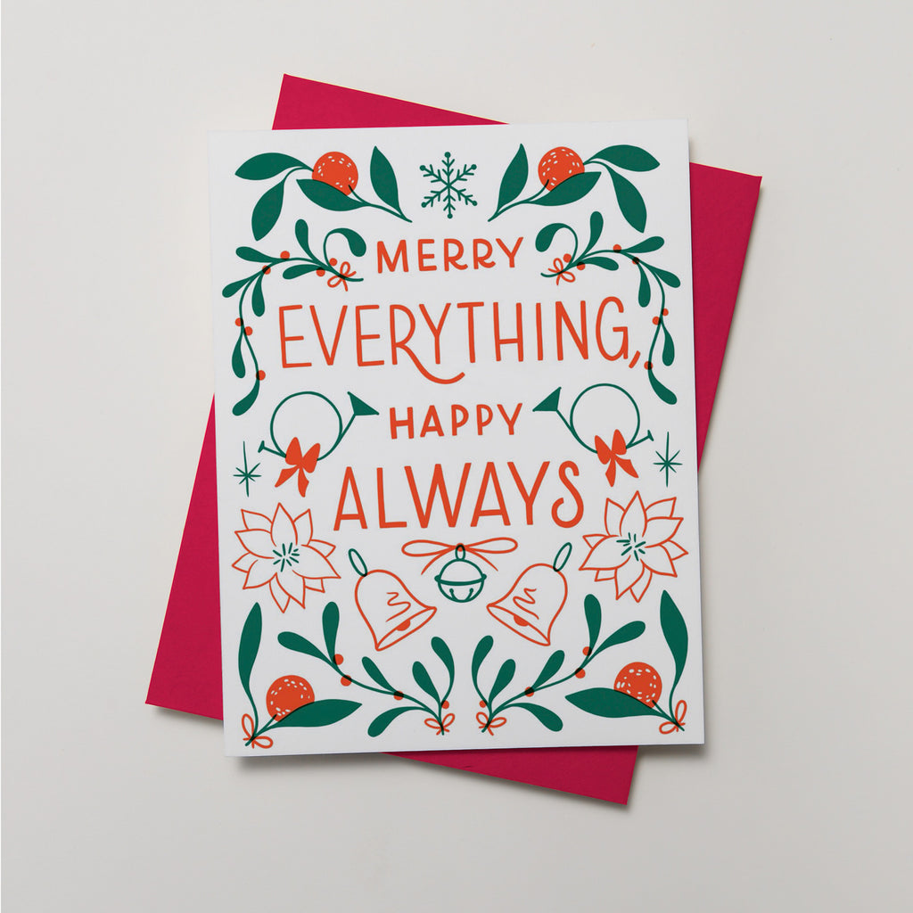 Merry Everything - QTY: 6