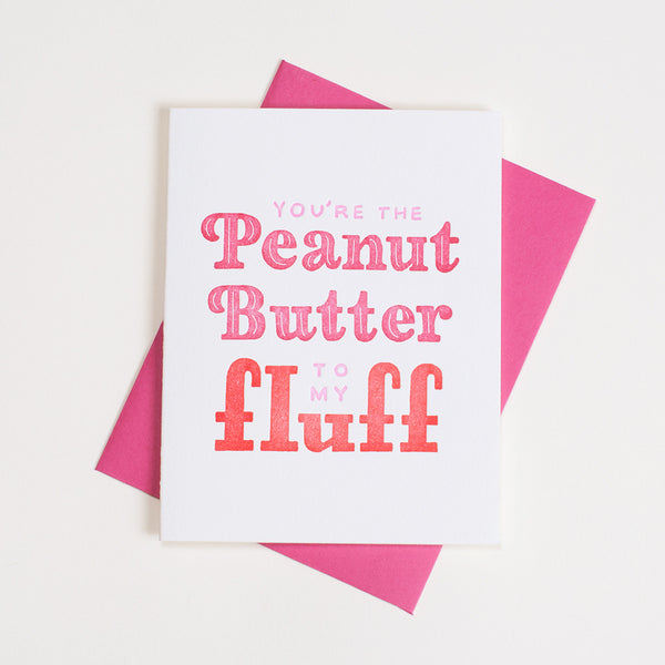 Peanut Butter to My Fluff - QTY: 6