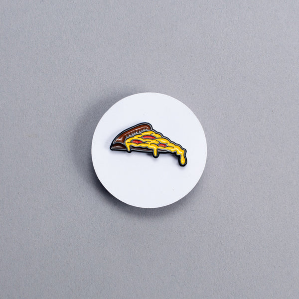 Enamel Pin - Pizza