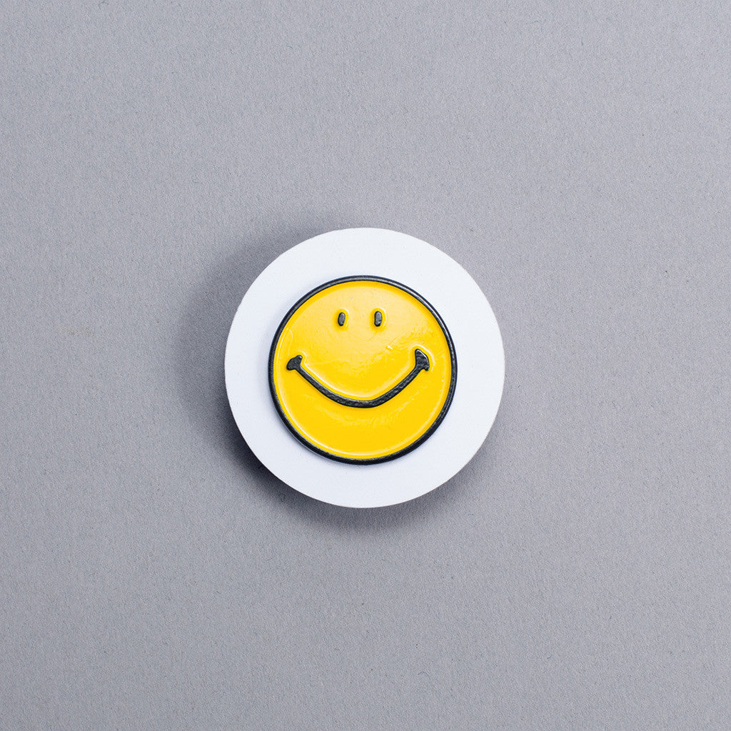 Enamel Pin - Smile