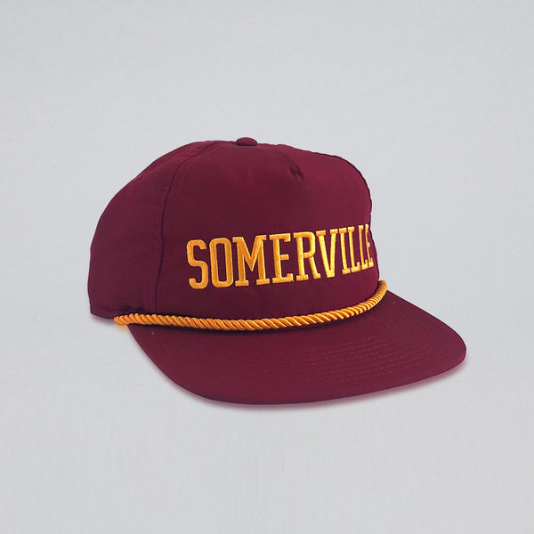 SOMERVILLE HIGH TECH CRIMSON HAT