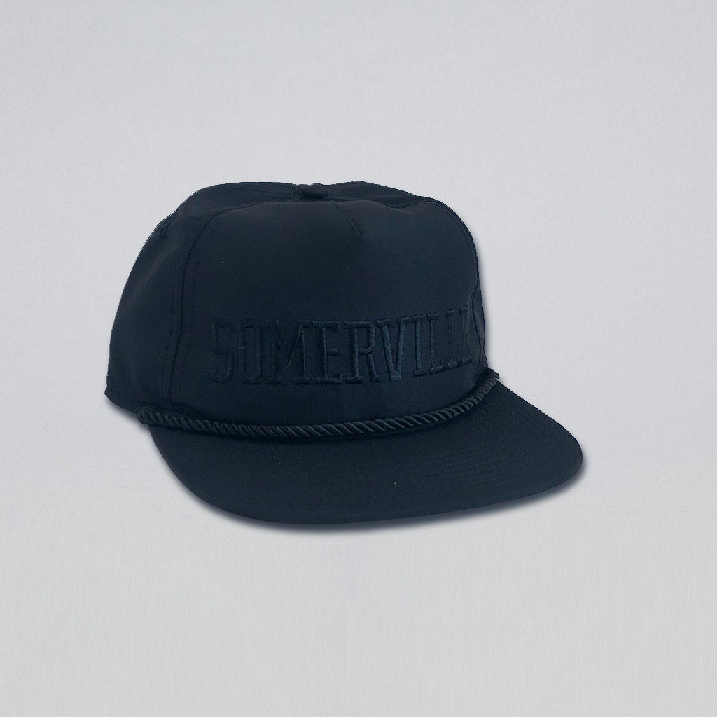 SOMERVILLE HIGH TECH BLACK HAT