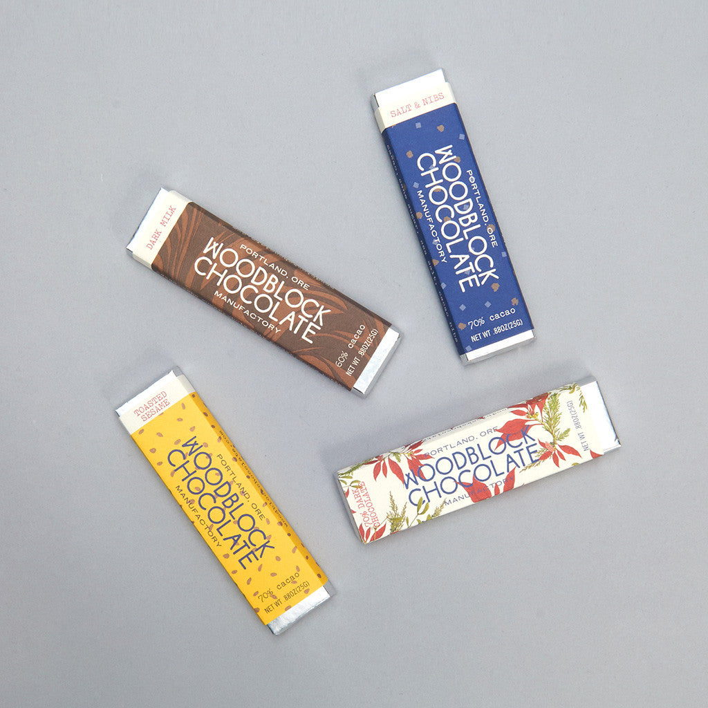 Woodblock Chocolate
