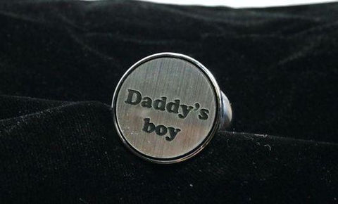 Boy or Boi Custom Butt Plugs