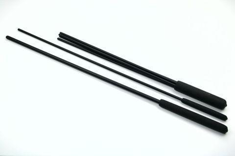 Delrin and Lexan Canes
