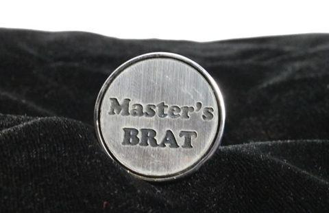 Master's Custom Butt Plugs