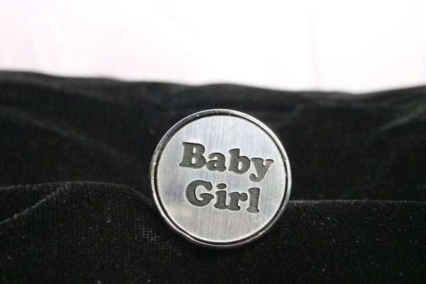 Baby Girl Custom Butt Plug Long