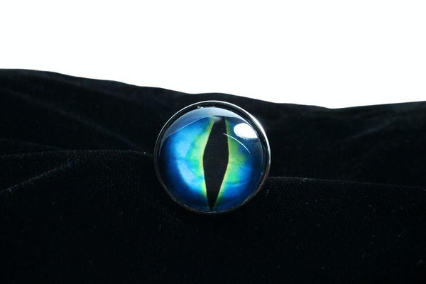 Blue Dragon Eye Butt Plug