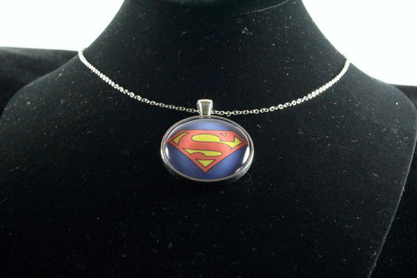 Custom Hero Pendant Silver Finish