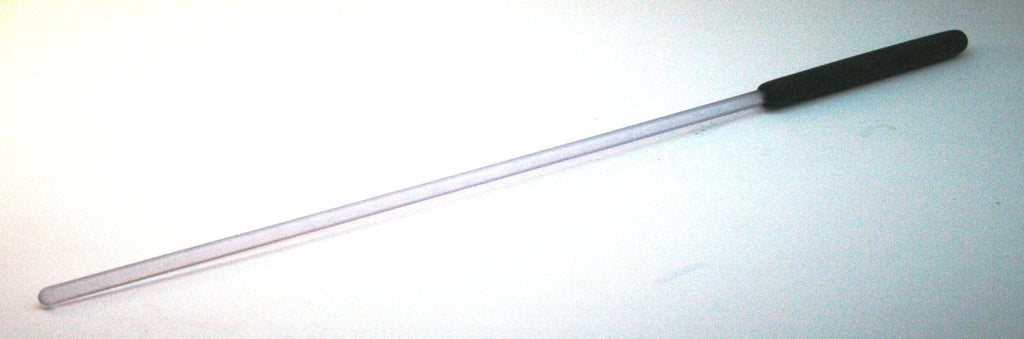 BDSM Spanking Cane 24 inch Frosted Lexan Rod Cane